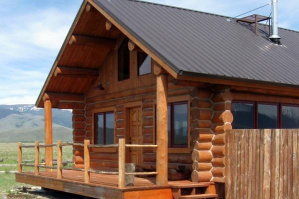 Last Best Cabin