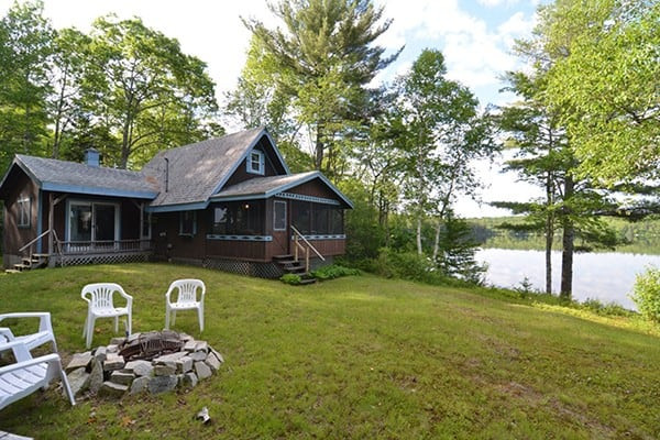 Book Patten Place Cottage On Patten Pond Acadia National