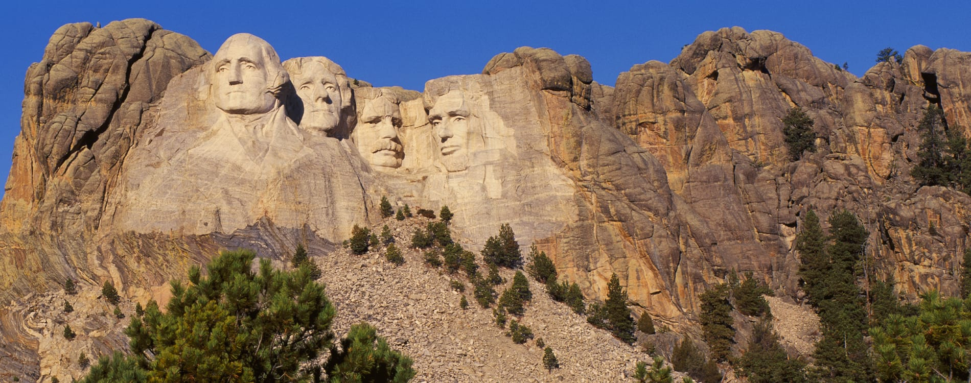 Black Hills - Mount Rushmore