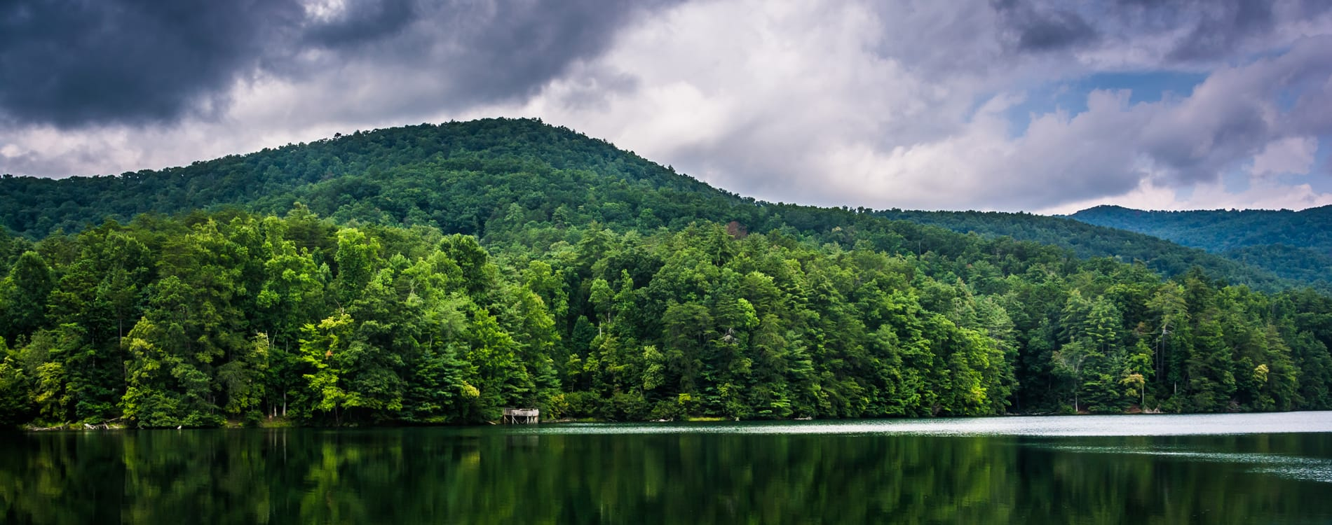 Helen, GA - Unicoi Lake