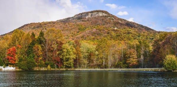 Helen, GA - Yonah Mountain