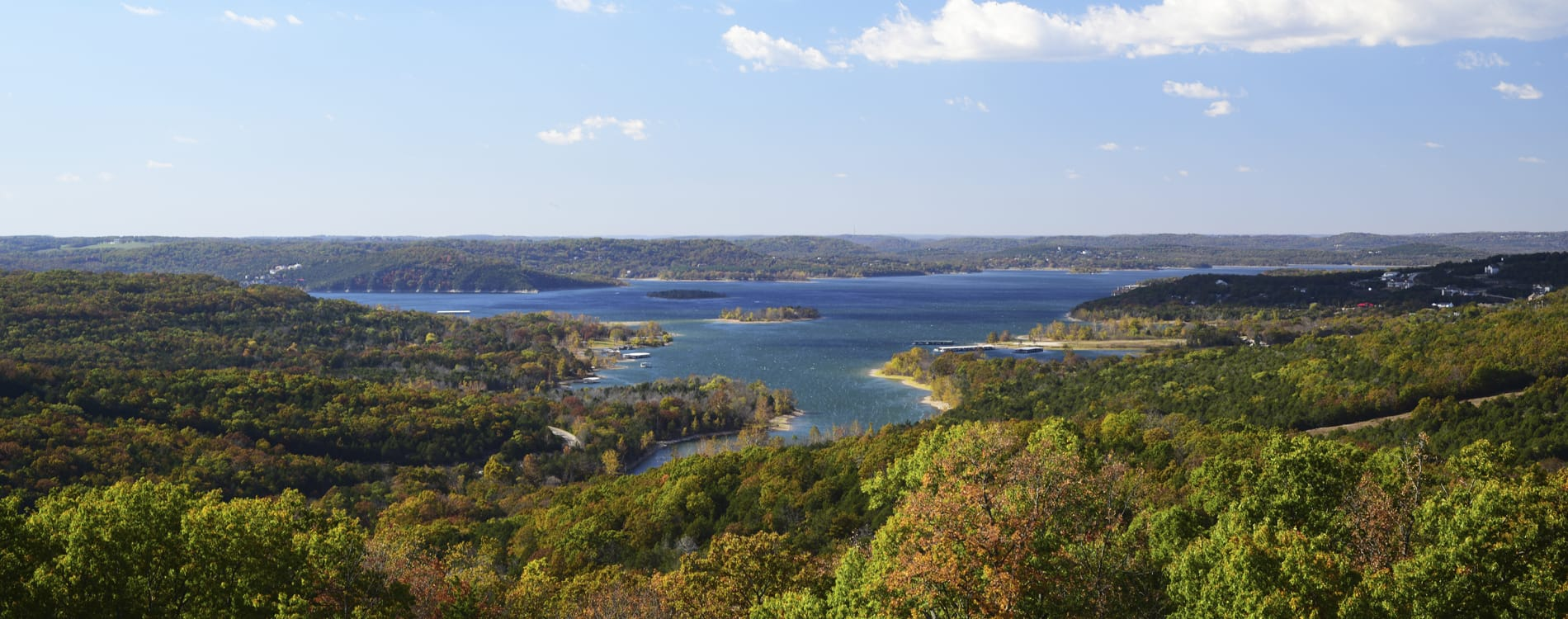 Branson, MO - Table Rock Lake
