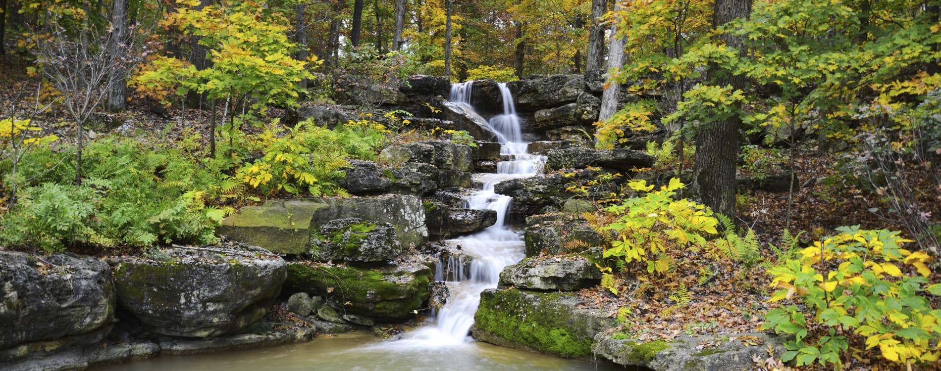 Branson, MO - Waterfall
