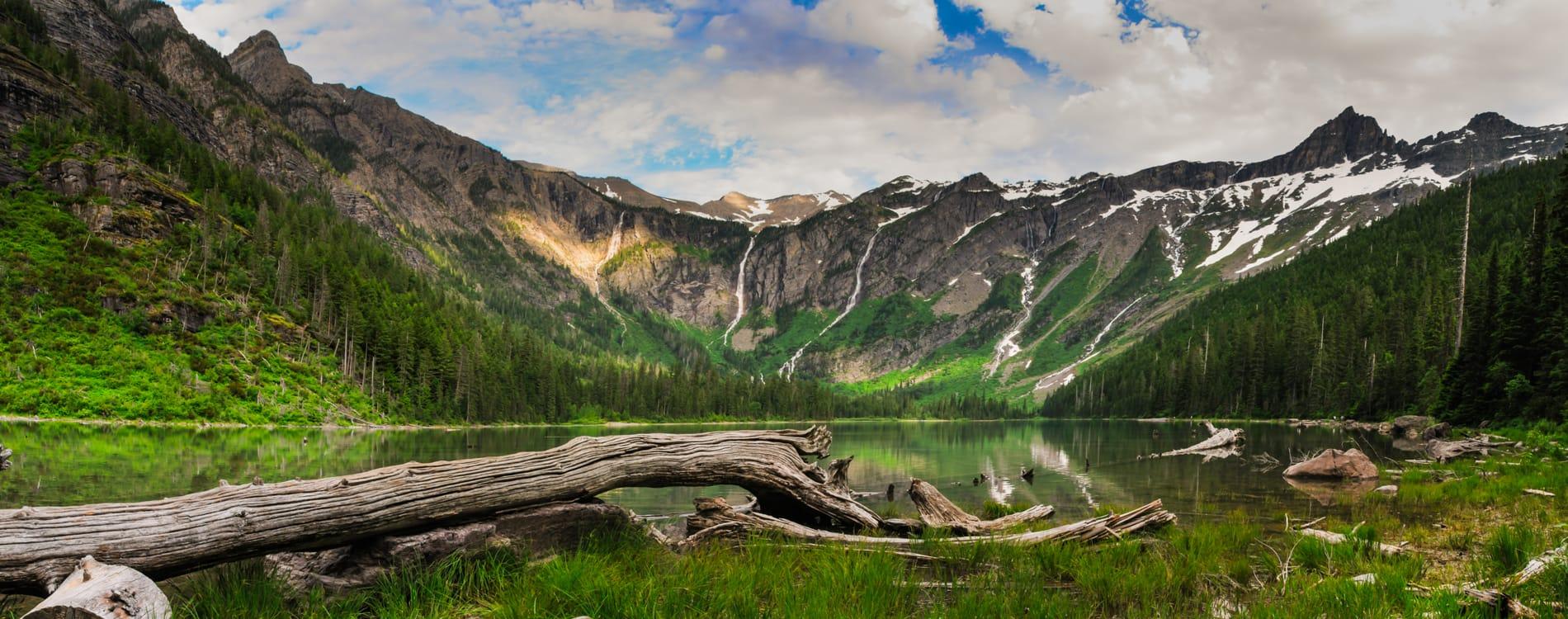 Glacier National Park - Avalanche Lake