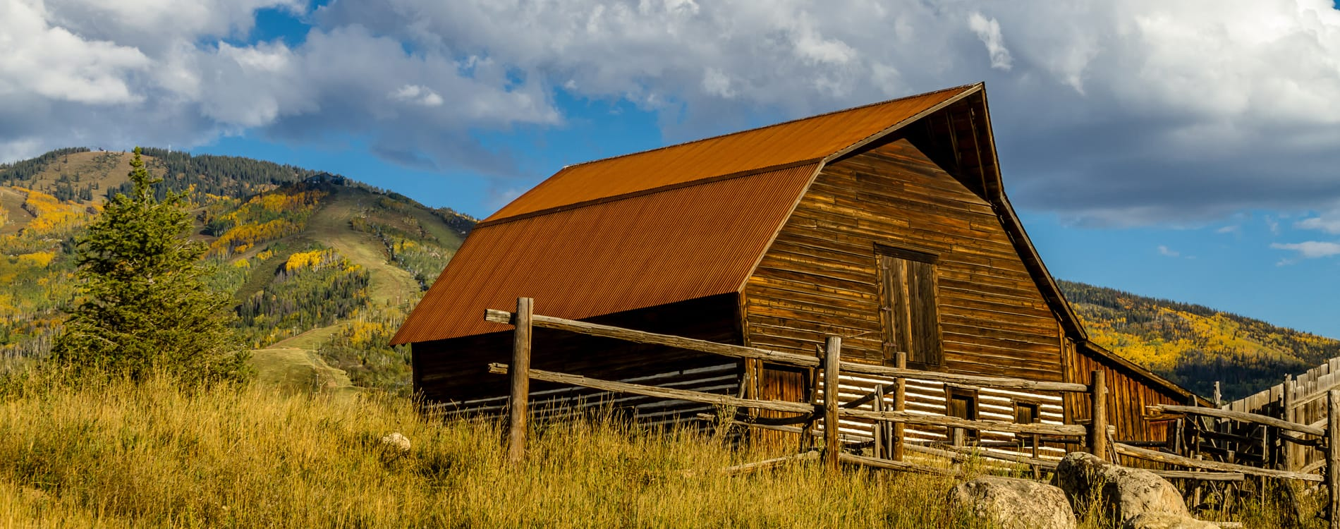 Steamboat Springs, CO - Moore Barn