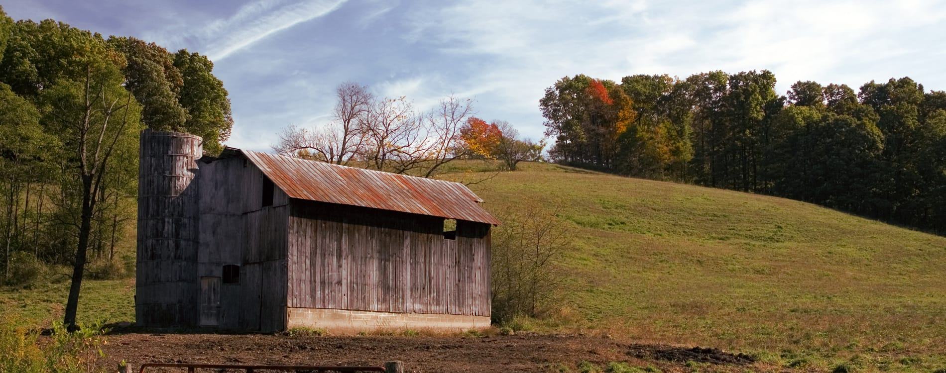 Amish Country, OH - Old Barn