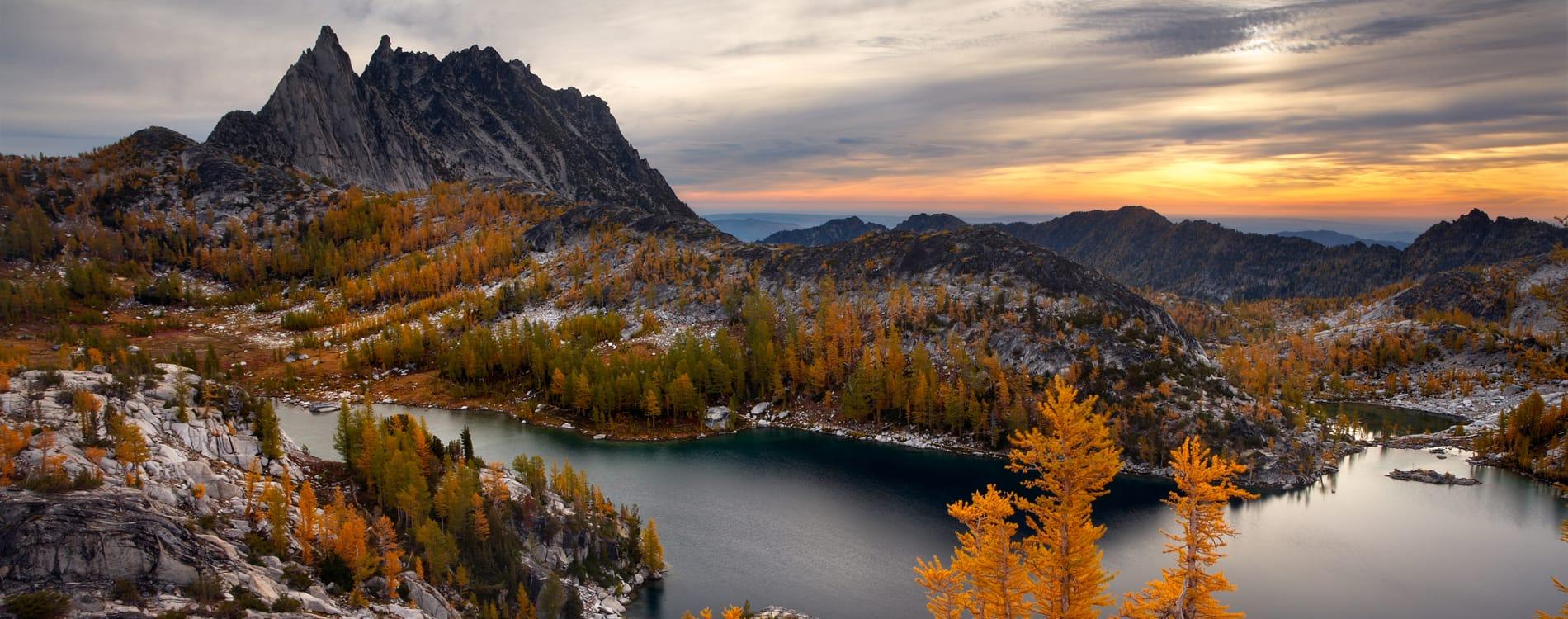 Leavenworth, WA - Enchantment Lakes