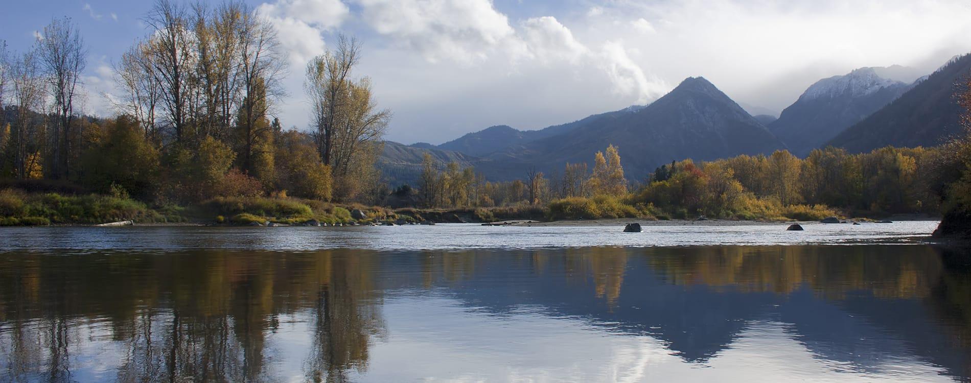Leavenworth, WA - Wenatchee River