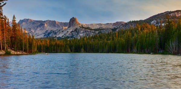 Mammoth Lakes - Lake Mamie