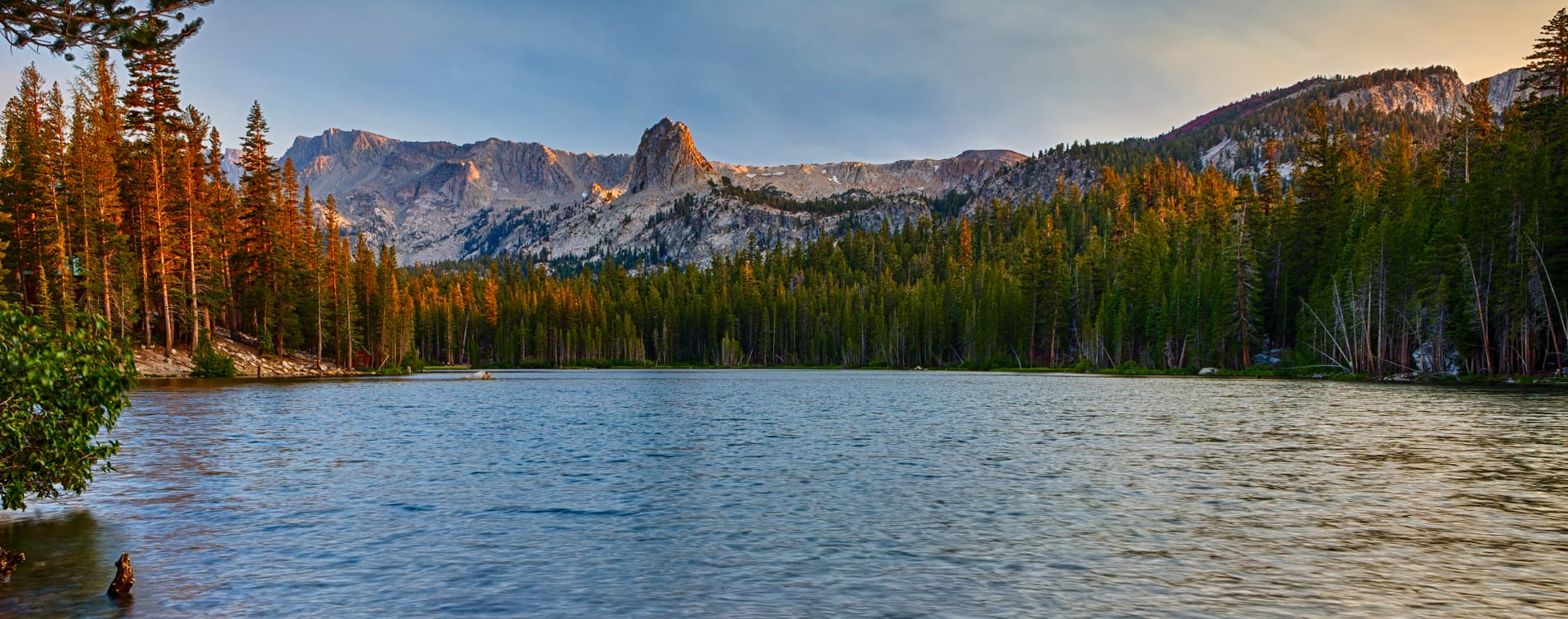 Mammoth Lakes - Lake Mamie
