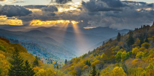Pigeon Forge, TN - Smoky Mountains National Park