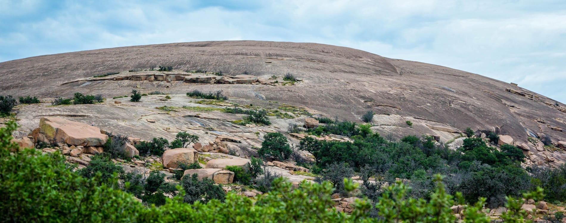 Fredericksburg, TX - Enchanted Rock