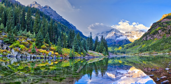 Aspen, CO - Maroon Bells