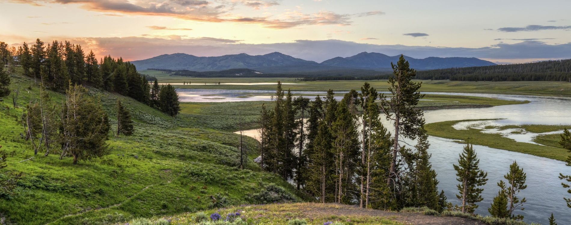 North Yellowstone, Montana