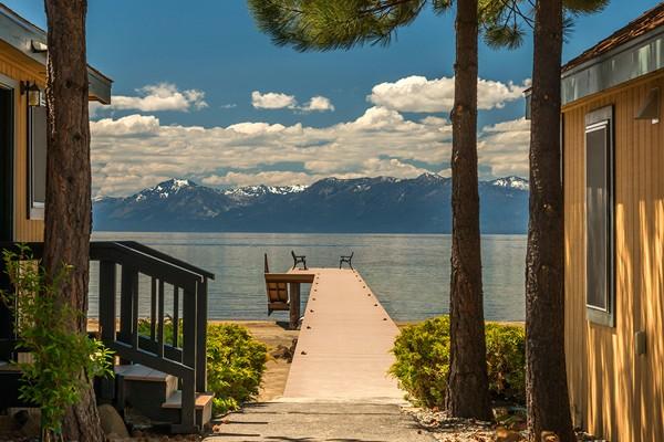 Book Lakefront Cabin Lake Tahoe California All Cabins