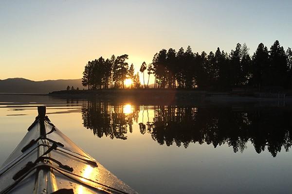 Sunrise Sea Kayaking