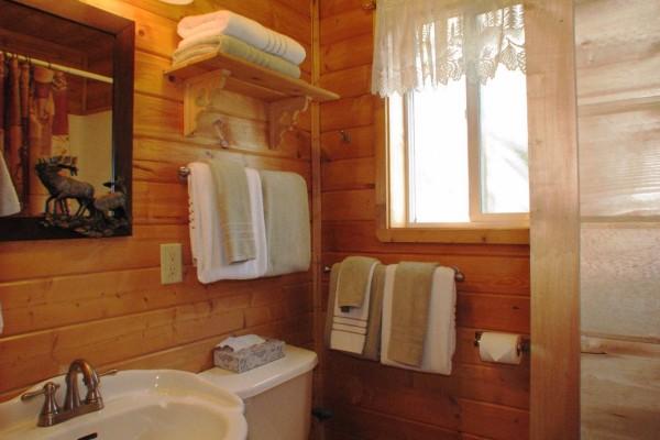 Aspen Cabin - Bath