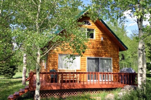 Aspen Cabin - Exterior