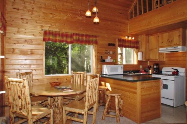 Aspen Cabin - Kitchen