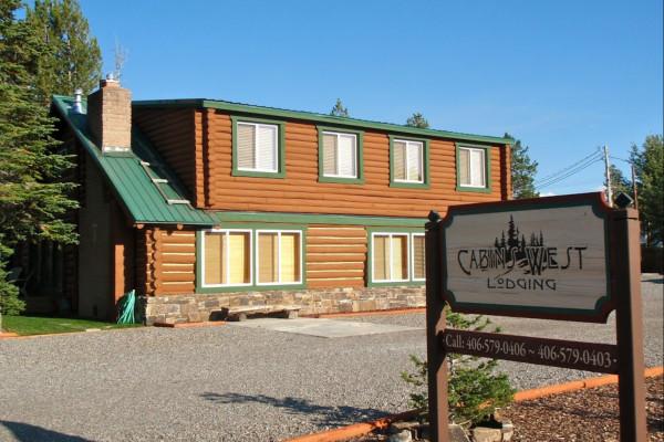 Cabins West - Exterior