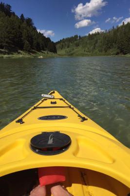 Kayaking nearby