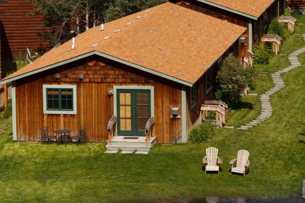 Cabin Cottages