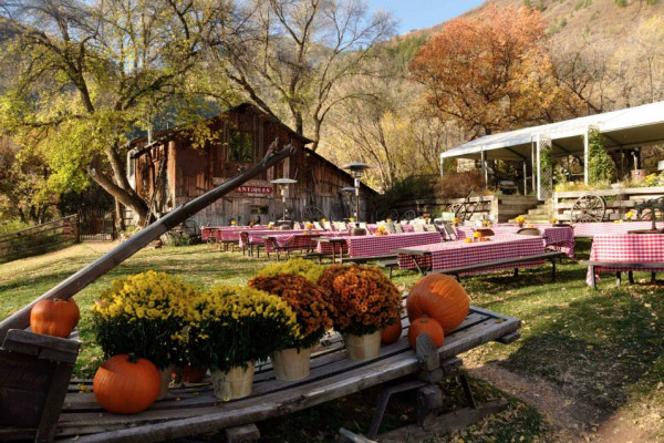 Fall Event at Ranch
