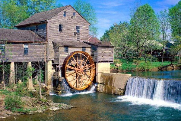 Old Mill - downtown Pigeon Forge