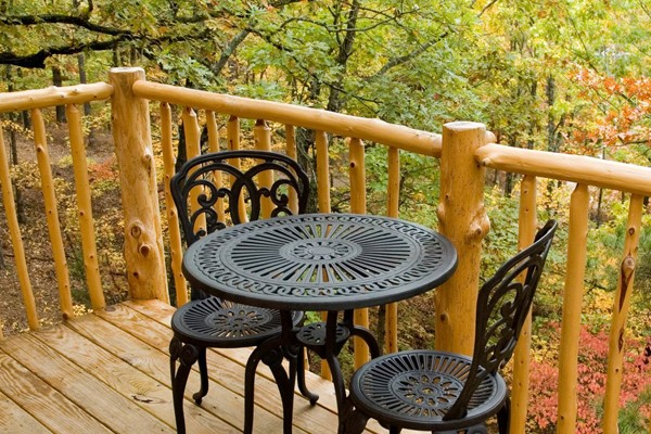 Book Towering Pines Treehouse Eureka Springs Arkansas