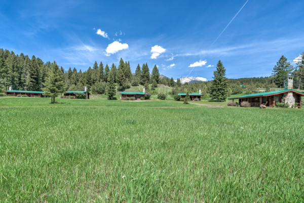 Cabins in the Meadow