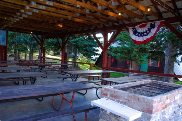 On-Site BBQ & Picnic Area
