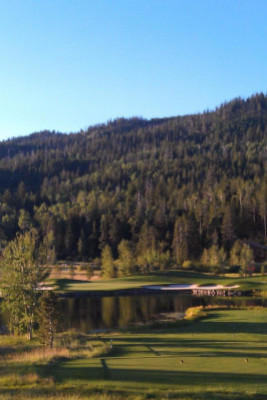 Teton Spring Golf Course