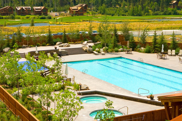 Teton Springs Swimming Pool