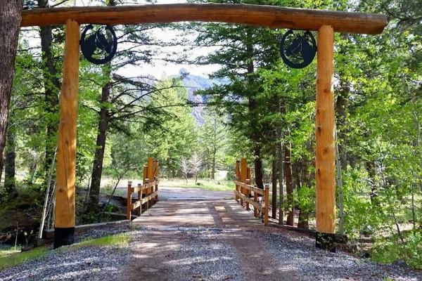 Jackson hole honeymoon cabins jackson hole honeymoon for Jackson hole wyoming honeymoon cabins