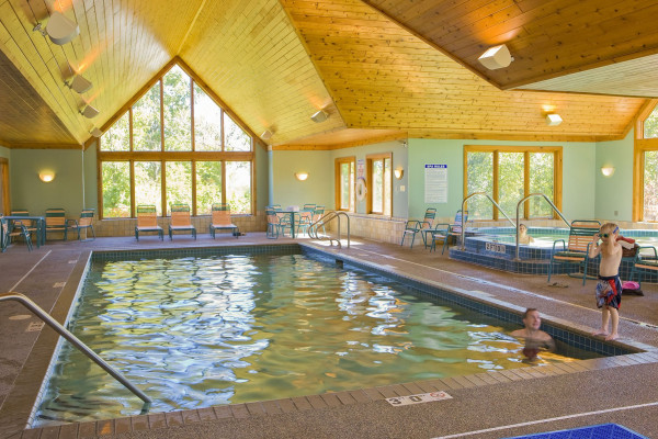 Book lutsen log cabin duluth minnesota all cabins for Cottages in the lakes with swimming pools
