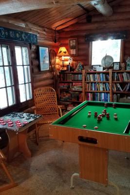 Main Lodge - Game Room