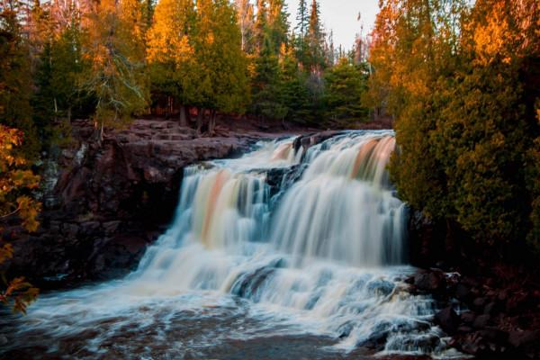 Area Waterfalls