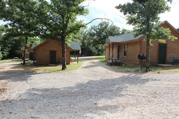 Antler Ridge Cabins Grounds
