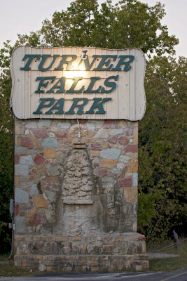 Turner Falls Park