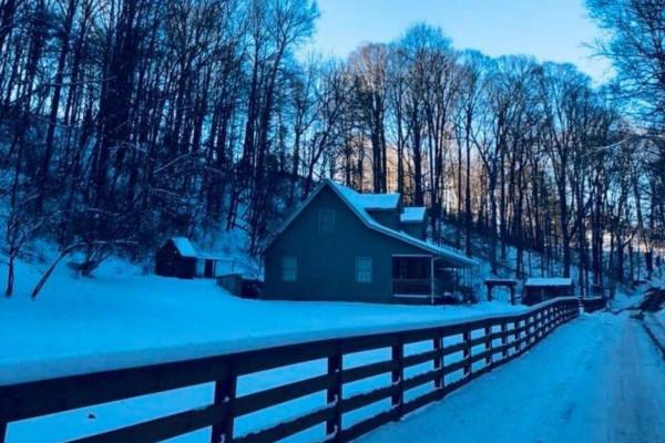 Winter location